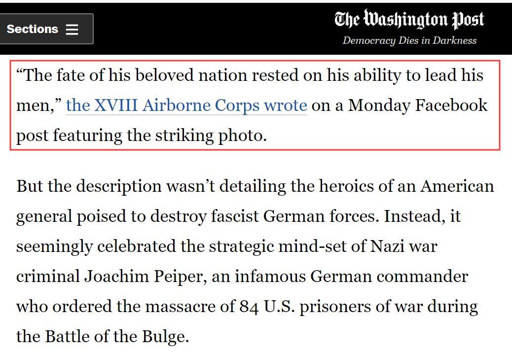 截图来自 《华盛顿邮报》 的报道