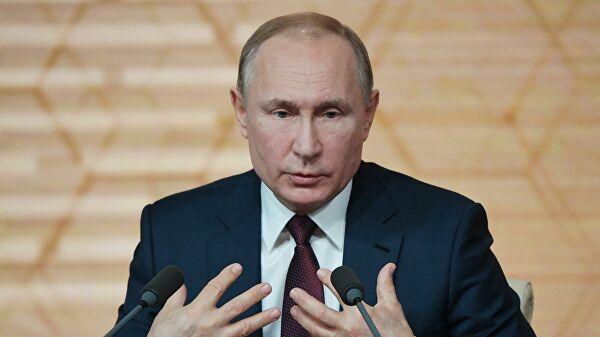 普京称为苏联解体感到遗憾 怒批荒谬言论