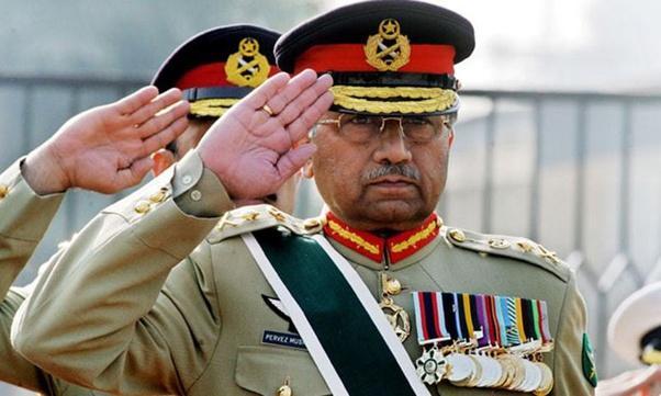 穆沙拉夫被判了死刑!他曾让巴基斯坦的人均收入增长近一半