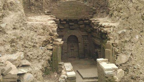 陕西宁强发现五座宋代家族墓,墓