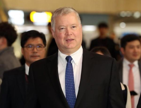 美朝鲜特使比根出任副国务卿 明年或接班蓬佩奥