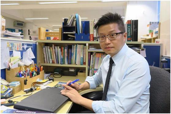 真道书院前助理校长戴健晖(图片来源:香港《大公报》)