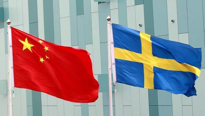 中国取消两个企业代表团访瑞典
