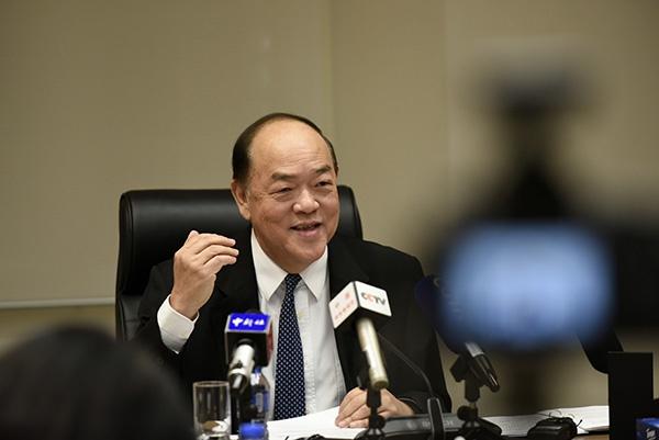 新任澳门特首将率团来粤 会见广东省和珠海市领导图片