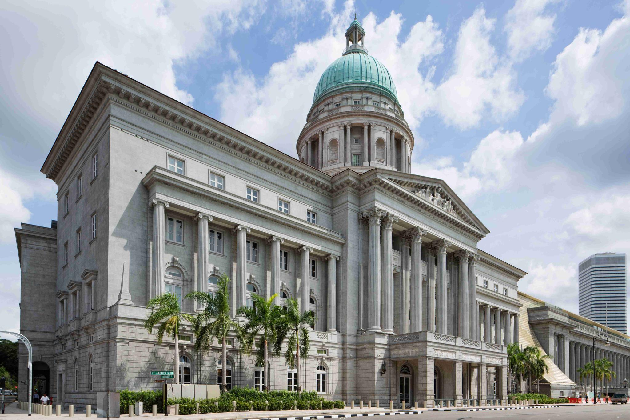 到此一游丨在新加坡国家美术馆,穿越时空感受东南亚艺术图片