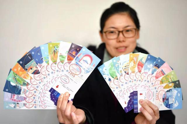 """天坛公园首发二十四节气门票,今天到手""""冬至""""门票,限量1万张"""