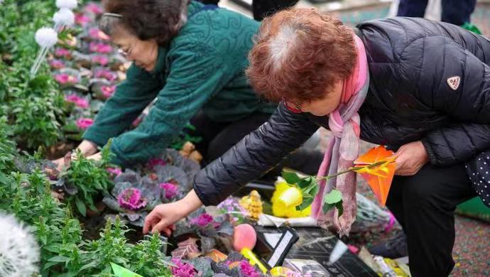 殡葬服务上架慈善超市,为社区孤寡等困境群体提供生命末端服务图片