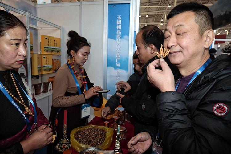 黄昊罡销周正在世界农业展览馆进