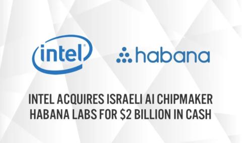 又花 20 亿美元买下一家 AI 芯片