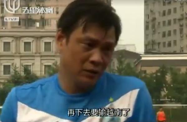 越南足球立志打进世界杯,范志毅的预言要实现了吗