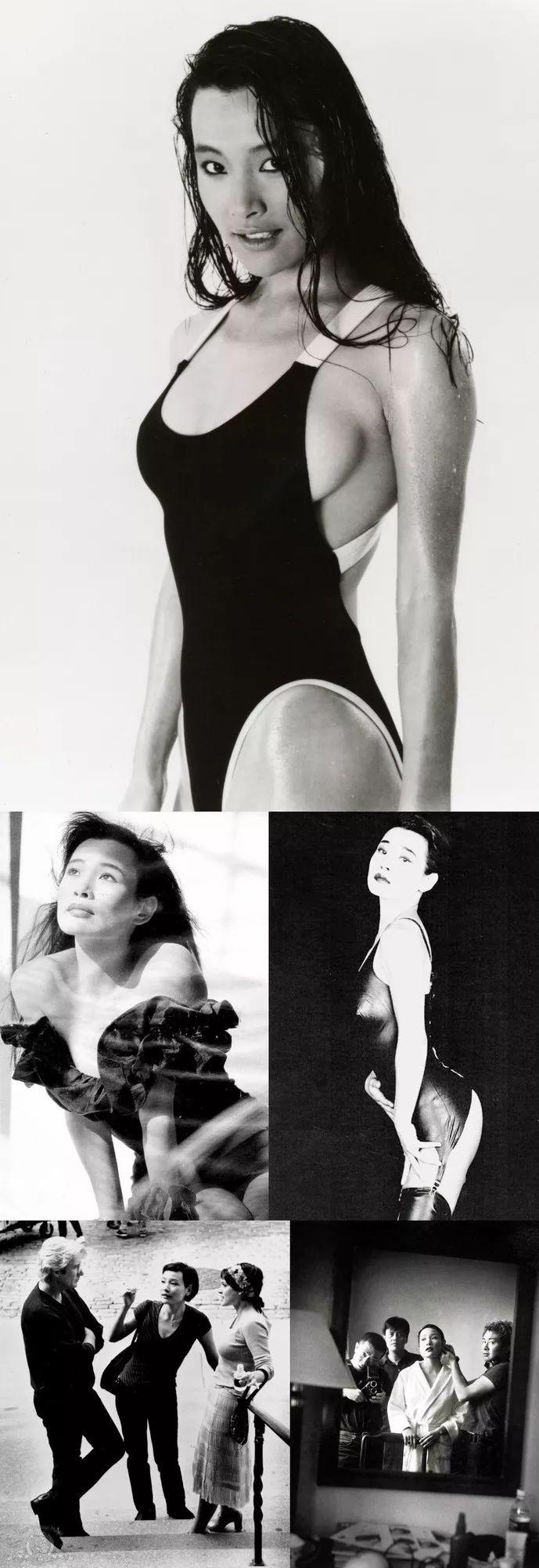 美人计 | 陈冲和她女儿大概是长得最不像的母女了