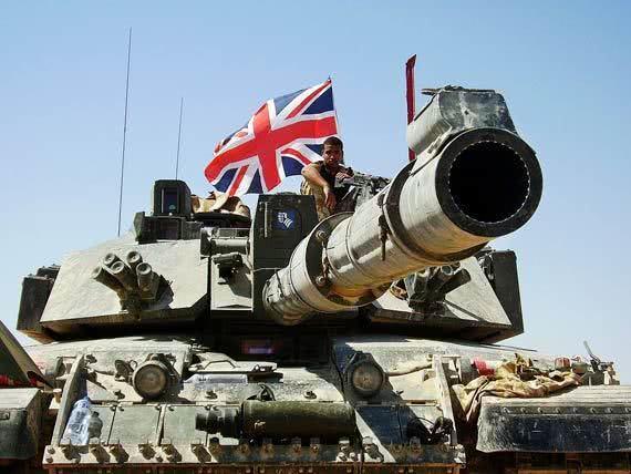 英军坦克团仅剩3个,坦克数不到意大利零头,为何都有皇家头衔?