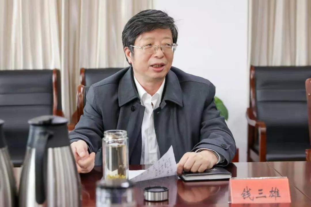 浙江湖州市长钱三雄调任河北邢台市委书记图片