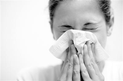 医学上确有EB病毒,但其隶属于疱疹病毒家族,并非流感的病原体。视觉中国供图