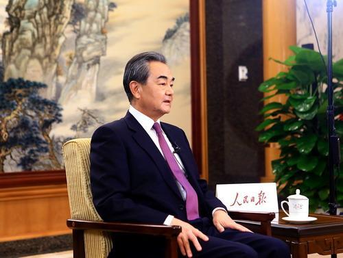 国务委员兼外长王毅