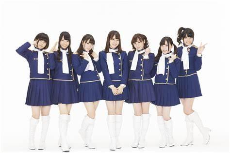 日本女子偶像团体(资料图片)