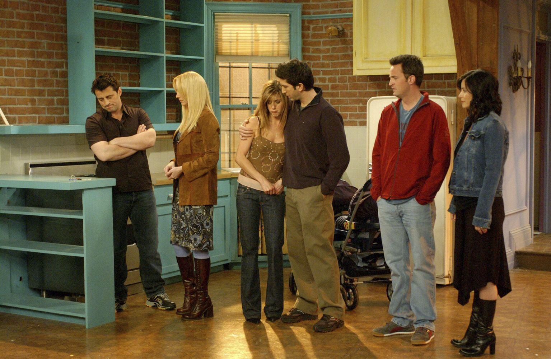 《老友记》将打造重聚集,原剧六位主角全部回归图片