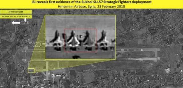 苏57在叙曾遭以军F16火控雷达多次锁定 难以摆脱