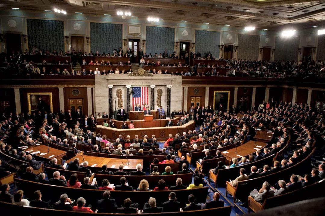美国众议院(资料图)