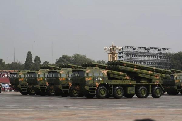 中国最强火箭炮傻瓜式操作 普通人15分钟就能学会