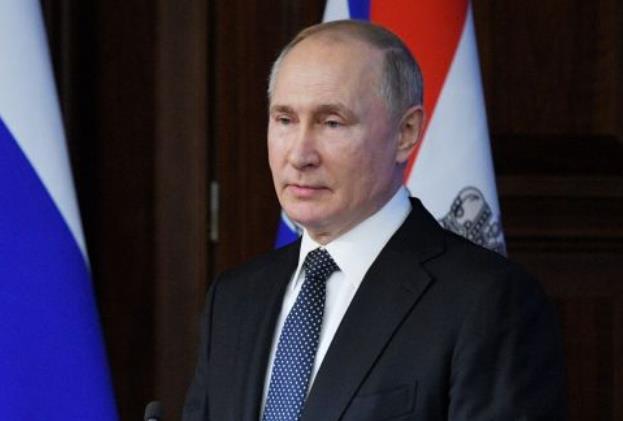 俄罗斯总统普京(俄罗斯卫星通讯社)