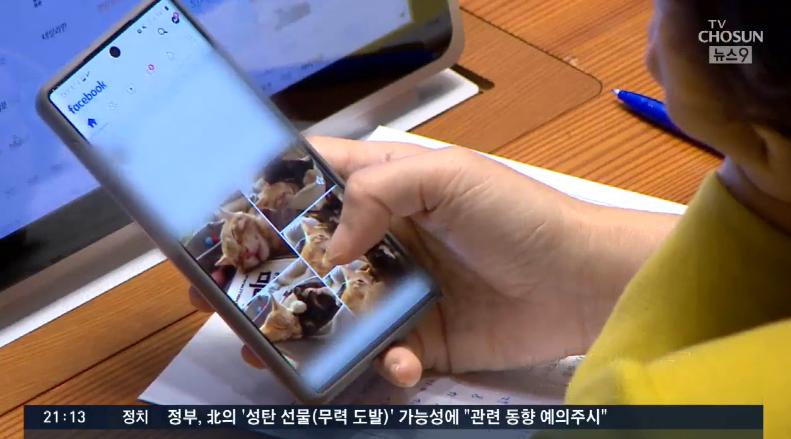 还有议员在玩手机(朝鲜TV)