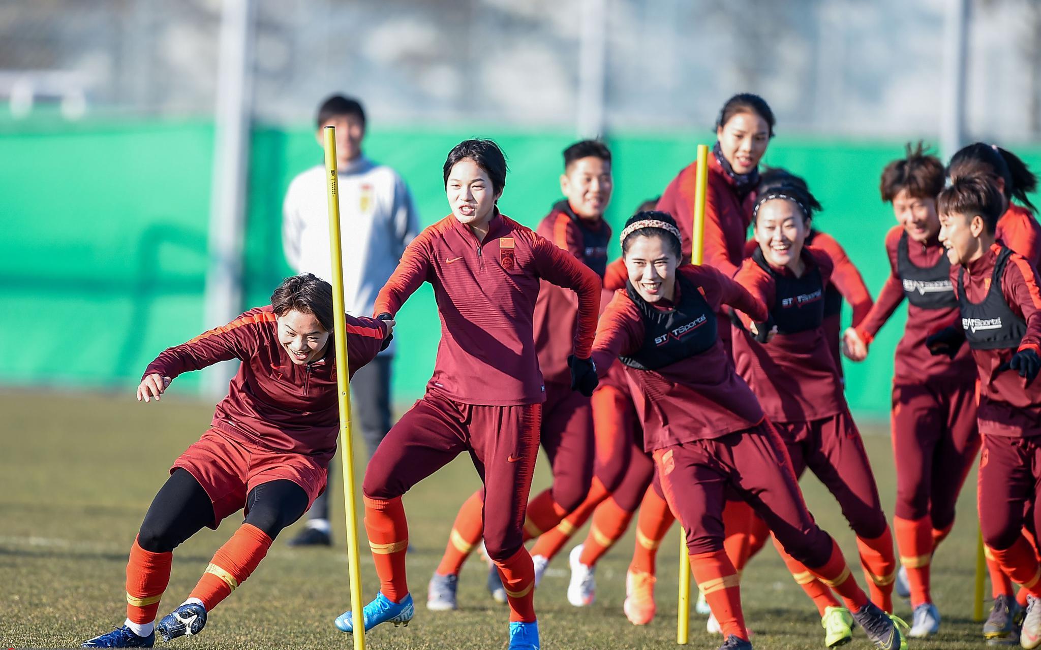 朝鲜女足退出奥预赛 中国女足出线难度降低