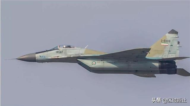 伊朗米格29坠毁,空军已无三代机可用,必须下定决心买歼10了