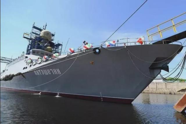 青出于蓝胜于蓝:俄海军舰艇发动机中国造!俄网友:感谢中国心