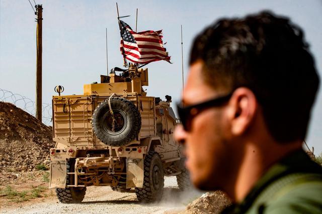 美国给俄罗斯出了个难题,土耳其后又一中东大国出兵叙利亚