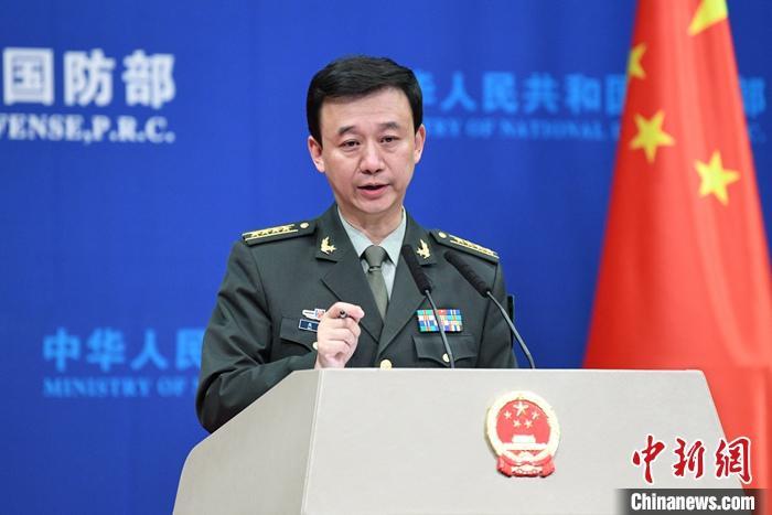 国防部:如有人硬要把中国逼成对
