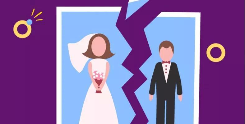 这个国家没有离婚冷静期,大批阔太太特地飞过去离婚图片