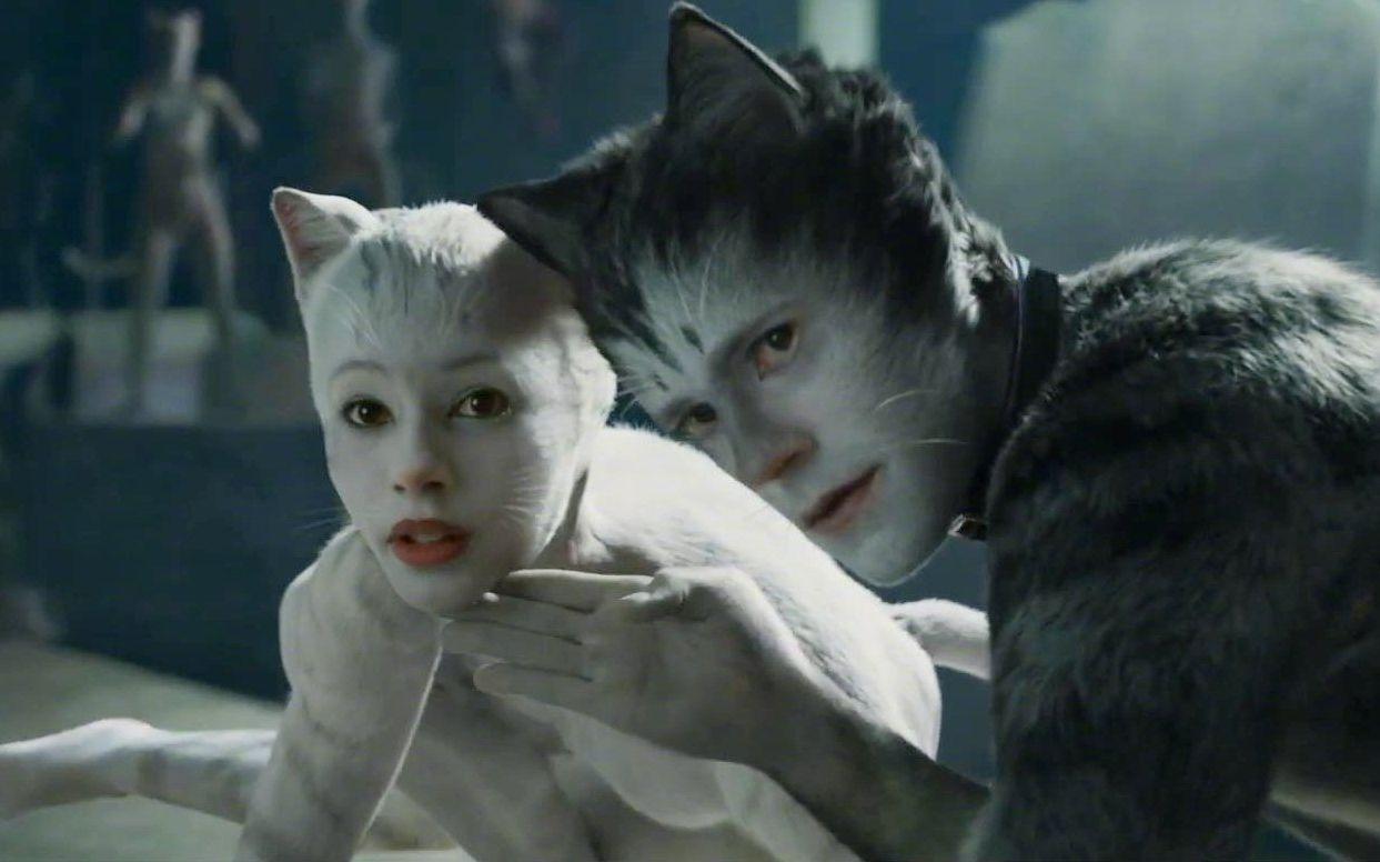 电影版《猫》的失败也许代表着技术的黑暗面图片
