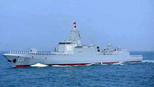 双航母战斗群配备3艘055驱逐舰,船厂日夜加班赶工,最少造28艘
