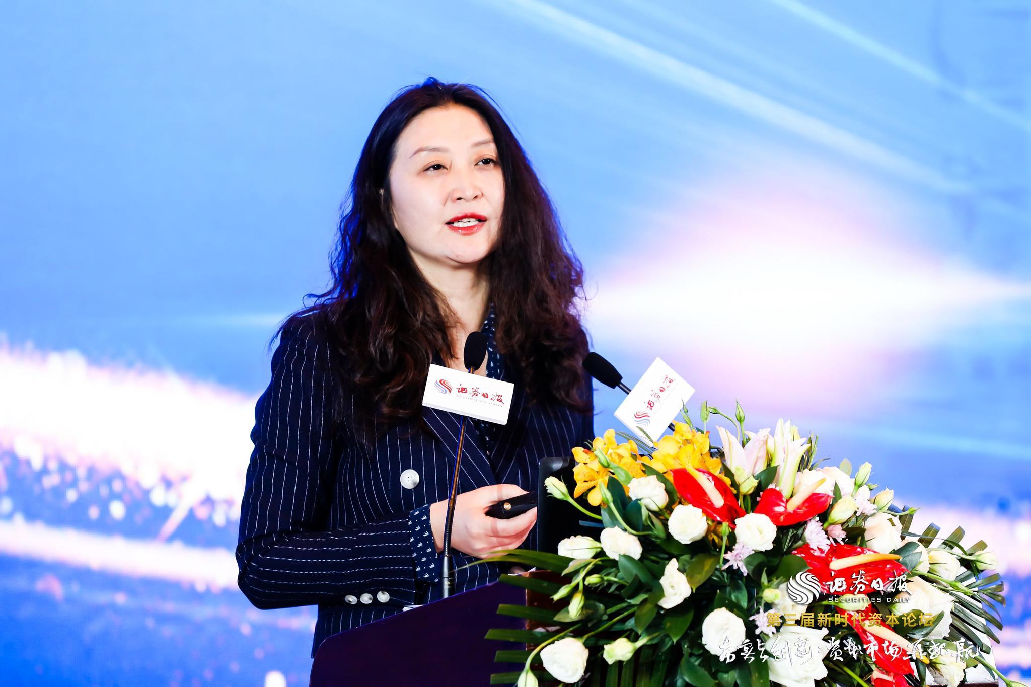陈春艳:私募行业长期资金供给不足,投资偏好短期化图片
