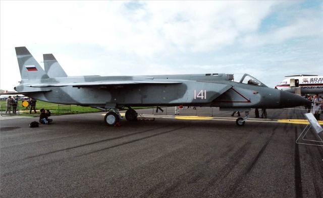 """俄""""复活""""老式战机 为对抗F-35B额外增加了隐身功能"""