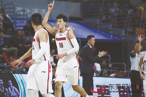 [热文]CBA常规赛第21轮宏远男篮主场120:90大胜上海队