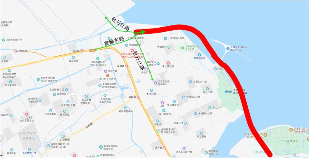 """上海郊环隧道明天通车,郊环线将从""""C""""变""""O""""形成闭环"""