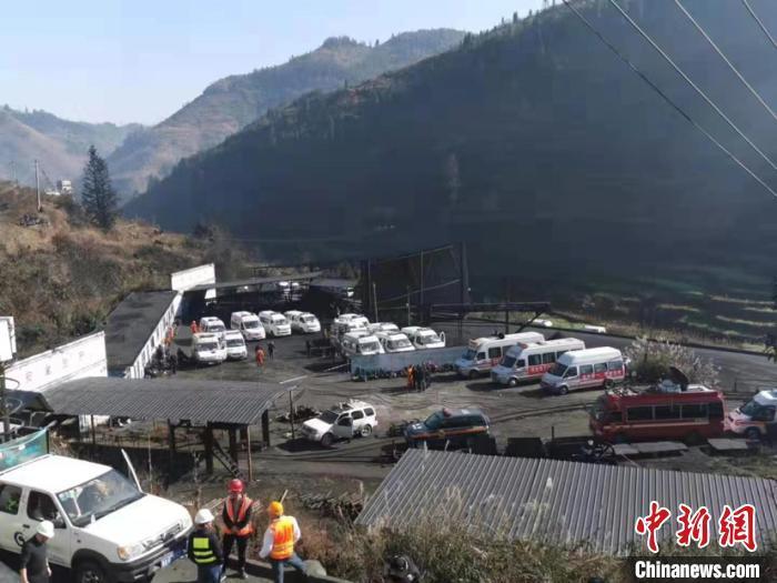 贵州安龙县煤矿事故致16死 国务院安委会挂牌督办图片