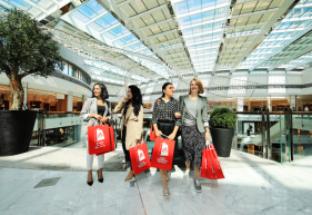 巧遇农历新年,第25届迪拜购物节增设中国元素揽客图片