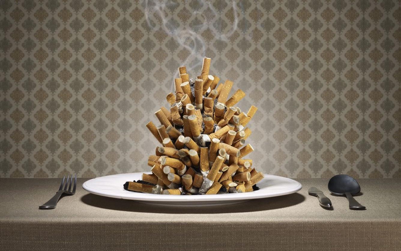中国控烟工作尚未达到世界卫生组织相关标准图片