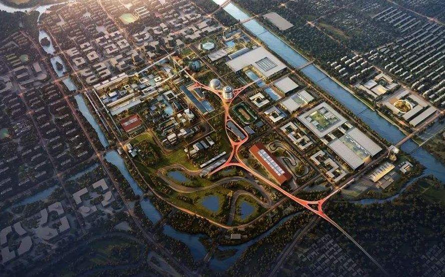 秦皇岛首钢赛车谷:工业风特色的综合秀场图片