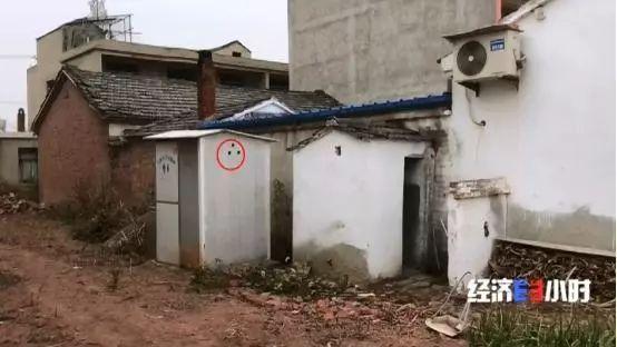 埋塑料桶就是厕所?安徽阜阳农村厕所如此改造图片