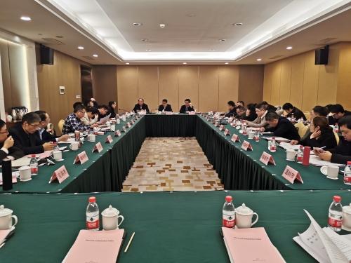 2019年度全省建筑业统计年报会议在杭州召开图片