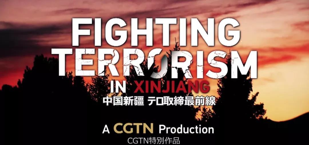 日媒播新疆反恐纪录片 网友:有太多真相不知道图片