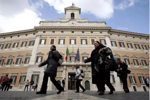 意大利政客等在香港修例风波蹭热度捞好处 被起底图片