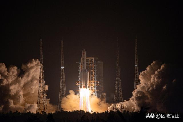 长征5号火箭有多厉害?870吨起飞重量,扛着8吨重卫星上天