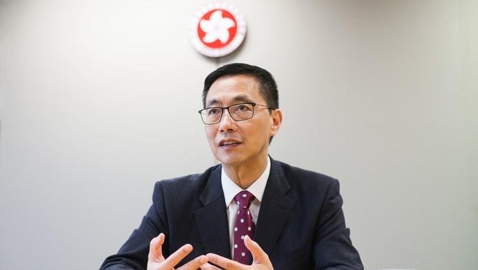 有何方法保护内地学生的利益?香港教育局局长回应图片