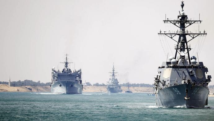 美国海军要砍造舰计划,这口怨气冲的是谁?图片