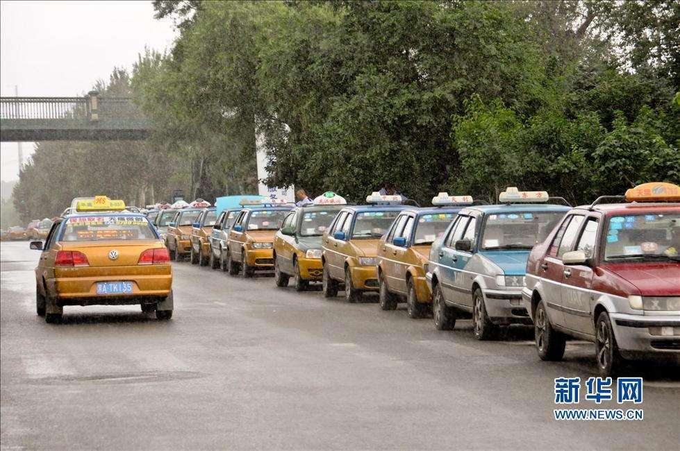 哈尔滨2020年将整顿出租车行业:对每乘次全程监管图片